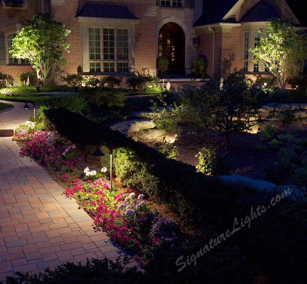 Landscape Lighting by Signature Lighting Systems